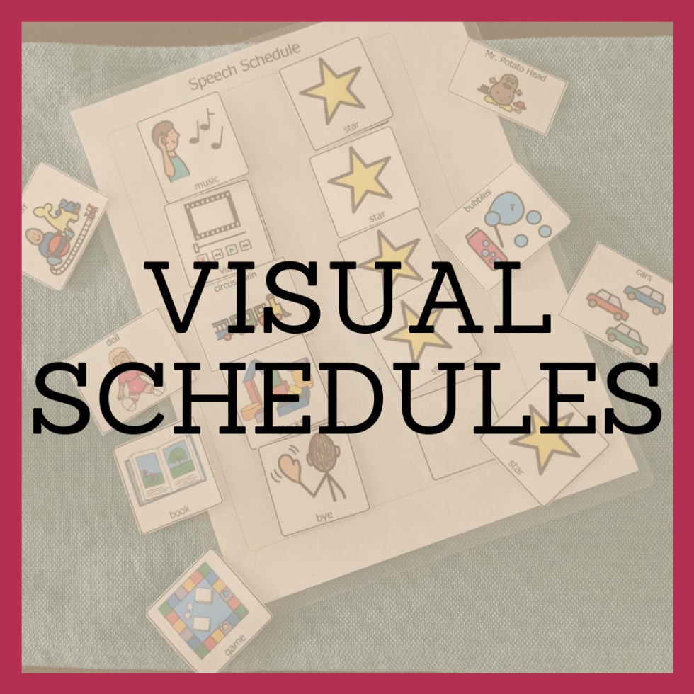 Using Visual Schedules for Smooth Transitions